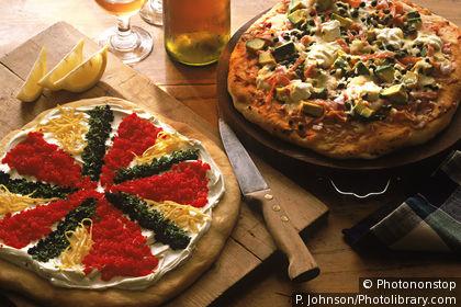 La pizza italienne
