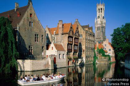Bruges, Quai du Rosaire