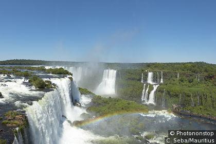 Les chutes de Iguacu
