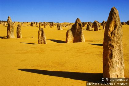 Pinnacles, West Australien, Northern Territories