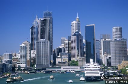 Australia, New South Wales, Sydney, Circular Quay