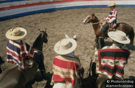 Chili, rodeo