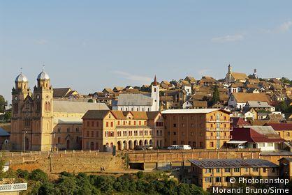 Madagascar, Fianarantsoa, Fianarantsoa - The high old city