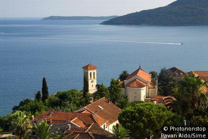 Serbie-et-Monténégro, Yougoslavie;Monténégro - Serbia and Montenegro, Federal Republic of Yugoslavia, Montenegro,Crna Gora, Herceg Novi town