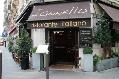 restaurants italiens 75016 paris 16 michelin restaurants. Black Bedroom Furniture Sets. Home Design Ideas