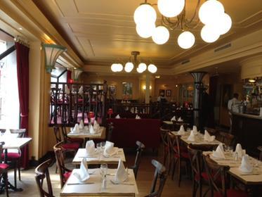 brasserie paul brasserie 76000 rouen michelin restaurants. Black Bedroom Furniture Sets. Home Design Ideas