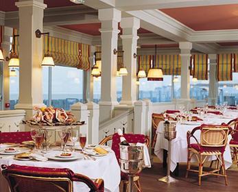 Restaurants 14800 deauville michelin restaurants for Restaurant le garage deauville