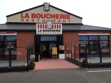 Restaurant la boucherie - Restaurant la table des chevaliers haguenau ...