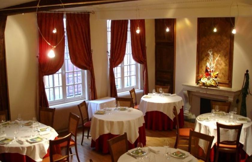 La mignardise un restaurant du guide michelin 10000 troyes - Restaurant la table de francois troyes ...