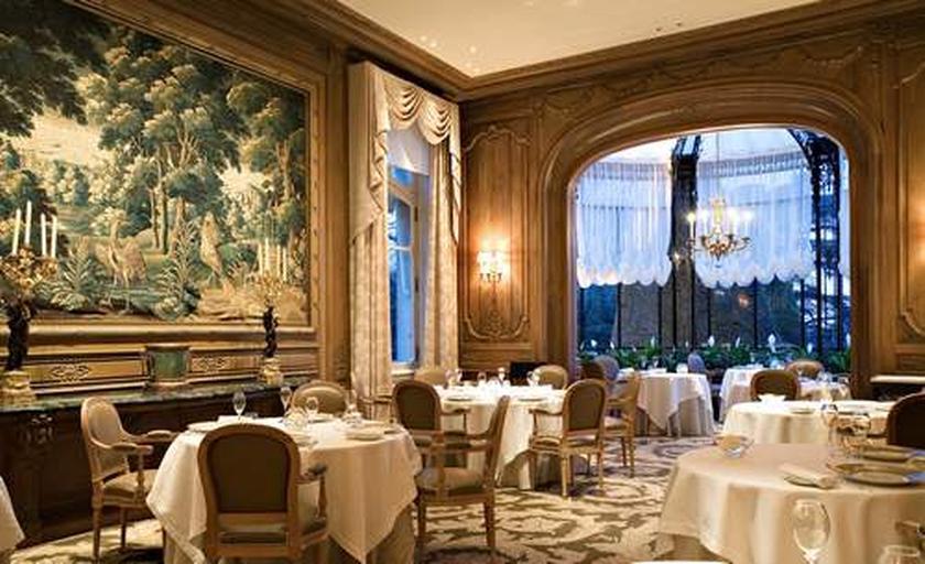 Le parc les cray res restaurant 2 toiles michelin 51100 reims - Restaurant le jardin reims crayeres ...