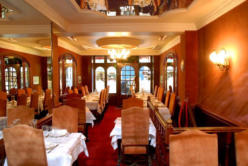 Saïdoune restaurant libanais paris michelin