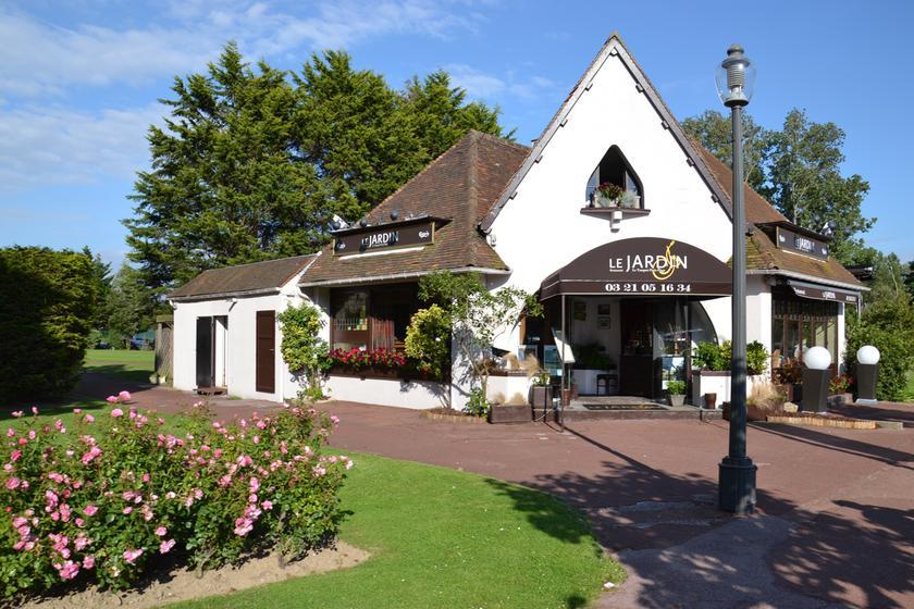 Le jardin restaurant cuisine moderne cr ative 62520 for Le jardin le touquet