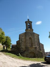 Cévennes-Chapelle romane