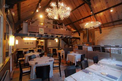 Abri du benques un restaurant du guide michelin 65110 cauterets