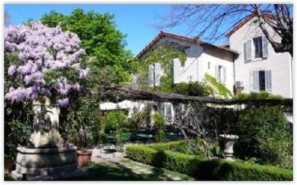 Le jardin du quai un restaurant du guide michelin 84800 for Le jardin du quai