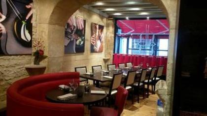 l 39 accolade un restaurant du guide michelin 14000 caen. Black Bedroom Furniture Sets. Home Design Ideas