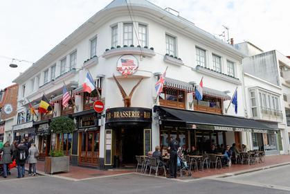 Bistrots brasseries bars vin 62520 le touquet paris for Le jardin restaurant le touquet