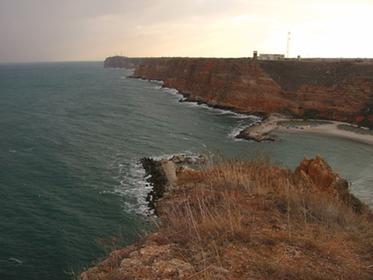 Bolata gulf near Kavarna, Bulgaria