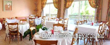 st fortunat restaurant 1 toile michelin 86170 neuville de poitou. Black Bedroom Furniture Sets. Home Design Ideas