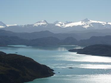 Late afternoon in Torres Del Paine