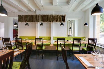 restaurants gastronomiques 20 39 57000 metz michelin restaurants. Black Bedroom Furniture Sets. Home Design Ideas