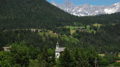 mountain in the neighbourhood of Forstau
