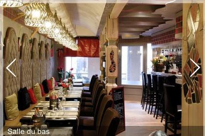 Le comptoir du mirabilis un restaurant du guide michelin - Cuisine lons le saunier ...