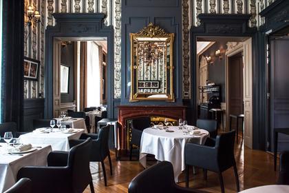 Restaurant La Villa Rose Lyon