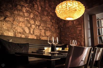 La Table De Ventabren Restaurant 1 Toile Michelin 13122 Ventabren