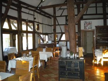Auberge sundgovienne un restaurant du guide michelin for Restaurant altkirch