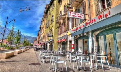 restaurants italiens 38000 grenoble michelin restaurants. Black Bedroom Furniture Sets. Home Design Ideas