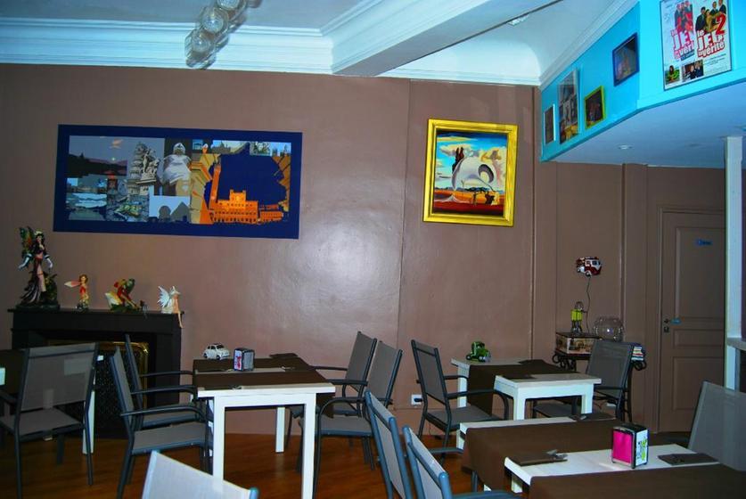 Ju ex au restaurant breton 34120 p zenas michelin for Restaurant a pezenas