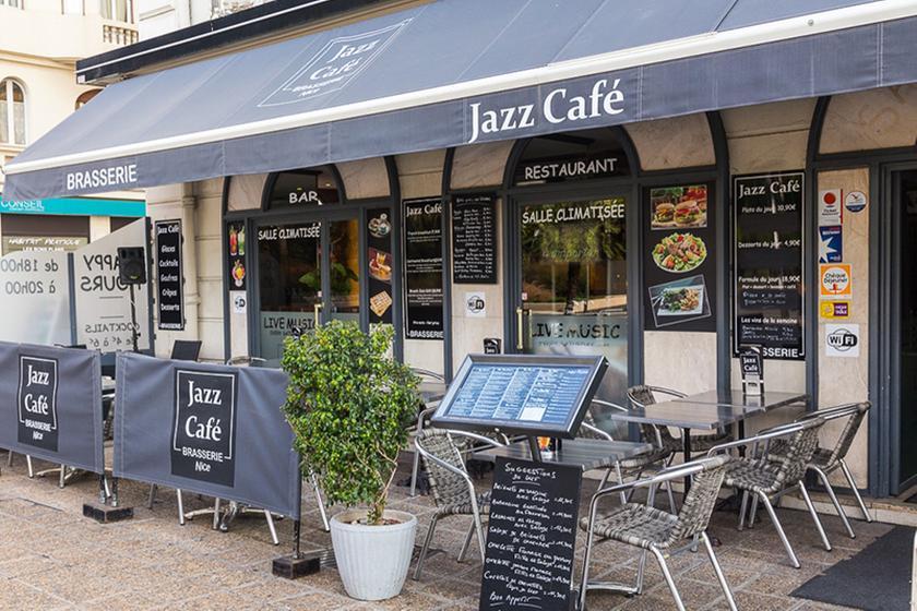 Brasserie Jazz Caf Pizz Ria Pizzeria 06300 Nice Michelin Restaurants