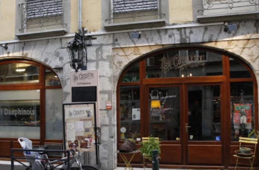 la cotelette  Restaurant Traditionnel  Classique  38000 Grenoble