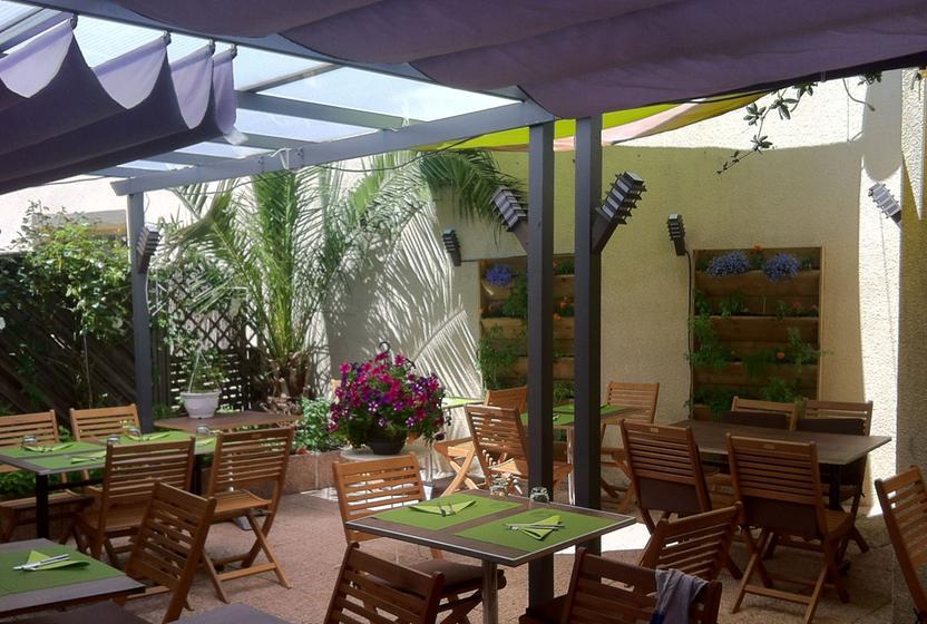 Au jardin des saveurs restaurant gastronomique 33127 for Au jardin restaurant