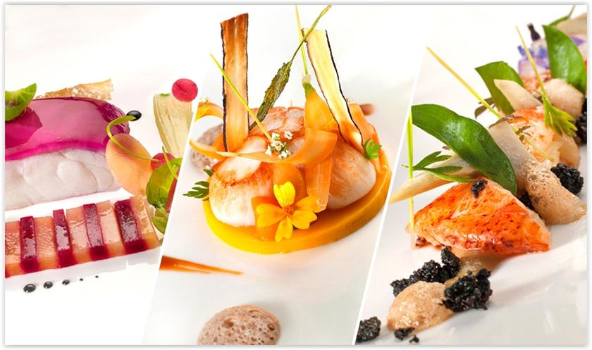 Flaveurs restaurant 1 toile michelin 26000 valence for Restaurant valence france