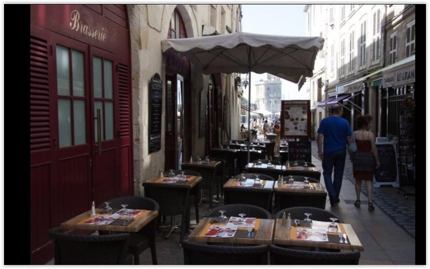 Le bistrot du port restaurant traditionnel classique - Le bistrot du port courseulles ...