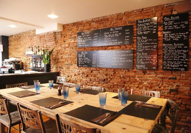 L 39 atelier 65 restaurant du sud ouest 31000 toulouse for Atelier cuisine toulouse