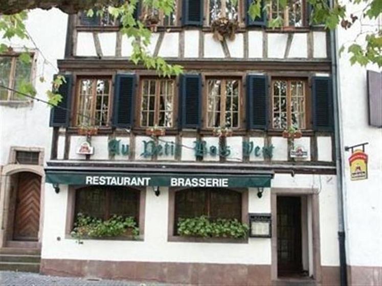 Restaurant Petit Bois Vert Strasbourg