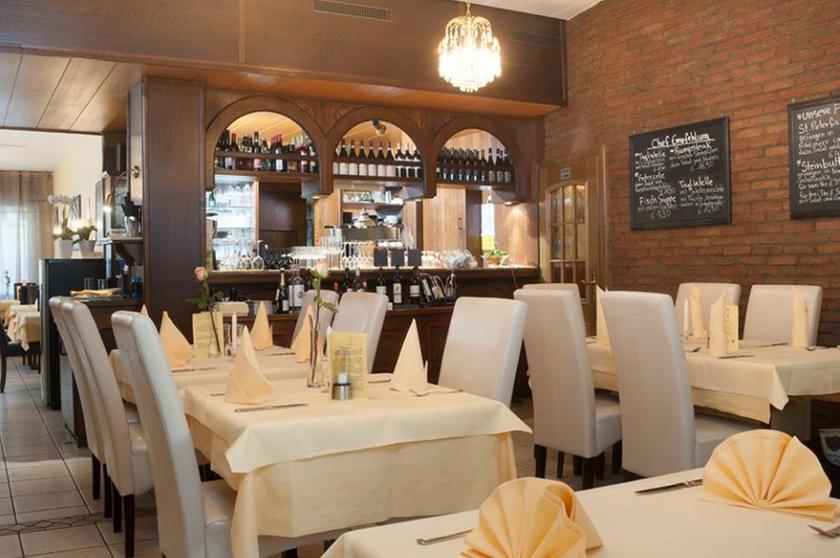 Ristorante roma italienisches restaurant 68163 for Ristorante elle roma
