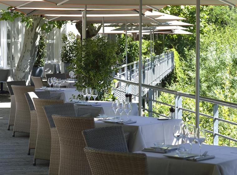 La r serve rimbaud restaurant 1 toile michelin 34000 for Cuisine 728 montpellier