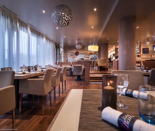 La table du baron restaurant cuisine moderne cr ative 74500 vian les bains michelin - Restaurant la table du 20 eybens ...