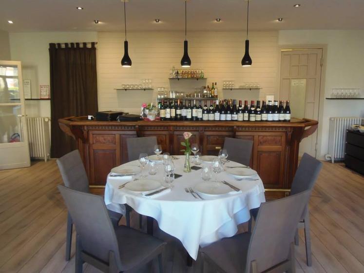 La table d 39 h tes un restaurant du guide michelin 14150 ouistreham - Restaurant la table du 20 eybens ...