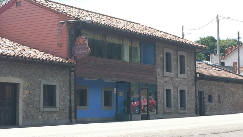 Casa gerardo restaurant 1 toile michelin 33438 prendes - Casa gerardo pedrezuela ...