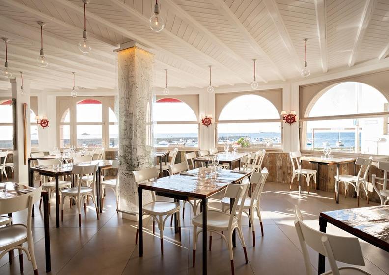 Le petit h tel du grand large restaurant 1 toile michelin 56510 portivy - Restaurant du grand large dunkerque ...