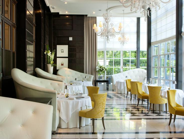 gordon ramsay au trianon restaurant 1 stern michelin in 78000 versailles. Black Bedroom Furniture Sets. Home Design Ideas