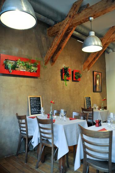 L 39 picurien kreatives modernes restaurant 13100 aix - L epicurien aix en provence ...