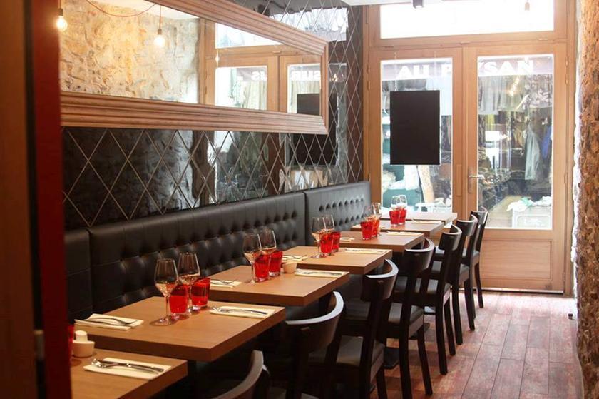 cotes braises restaurant viandes grillades 64100 bayonne michelin restaurants. Black Bedroom Furniture Sets. Home Design Ideas