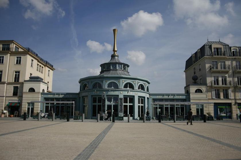 L agape caf brasserie 77700 serris michelin restaurants - La table de chessy ...