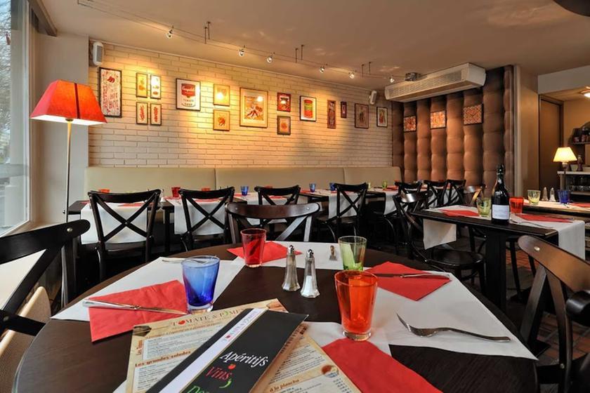 Tomate et piment restaurant tapas 28000 chartres michelin restaurants - Restaurant japonais chartres ...